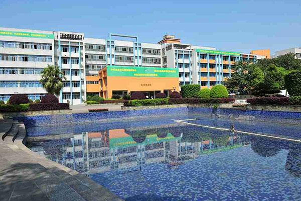 重慶市農業學校舉辦第五屆好聲音暨藝術節文藝晚會